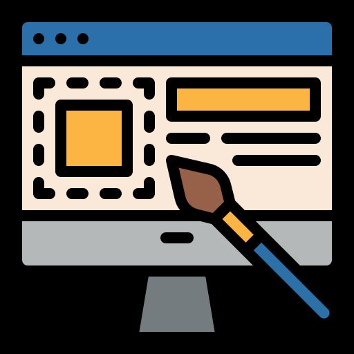 Custom UI/UX Website & Mobile App Design - Social Media Marketing